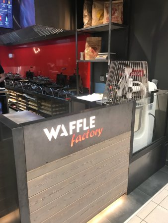 Waffle Factory Thionville