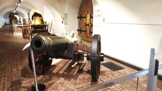 Arsenał Museum - Prochownia