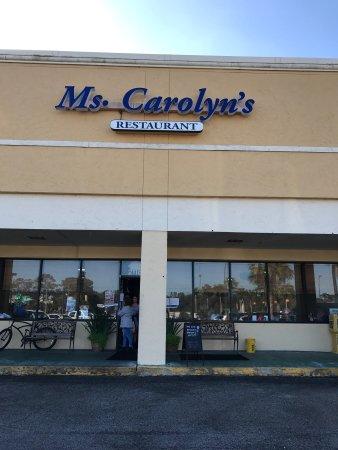 Ms. Carolyn's