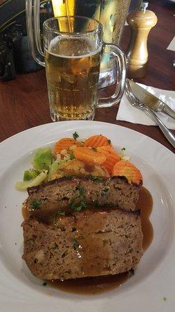 Heron's Glen: Meatloaf Dinner