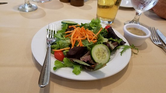 North Fort Myers, FL: a small salad