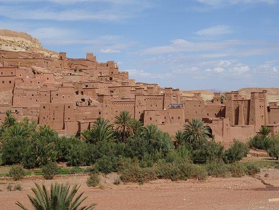 Desert Dream 4x4 Tours: Ait Benhaiddou
