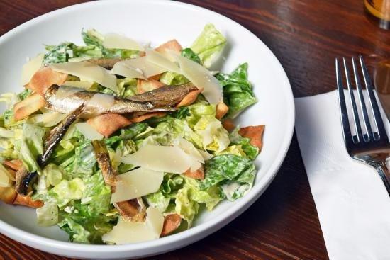 ซีดาร์ฮิลล์, เท็กซัส: Caesar salad