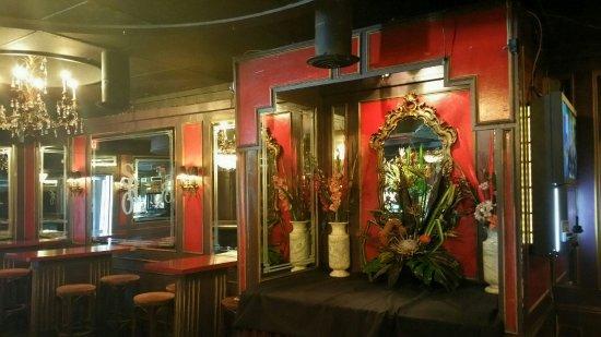 The SRO Lounge