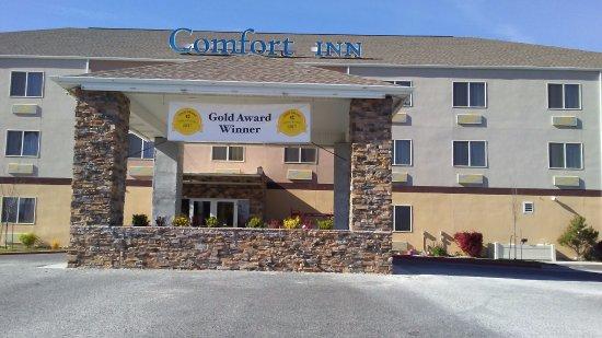 Richfield, UT: We are a gold award winning hotel.
