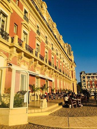 Hôtel du Palais : Excellent séjour