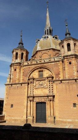 Iglesia del Cristo, en San Carlos del Valle