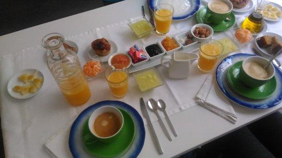 Hotel Viento10: colazione