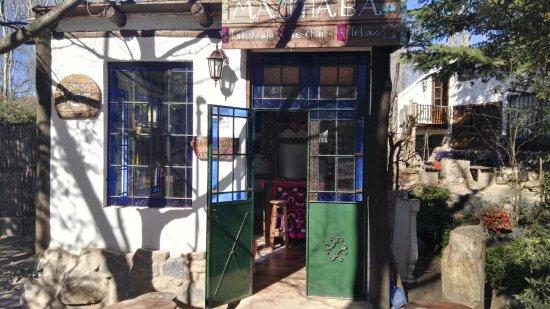 Las Vegas, Argentina: majhaba en la montaña buscanos y encontra tu cafe