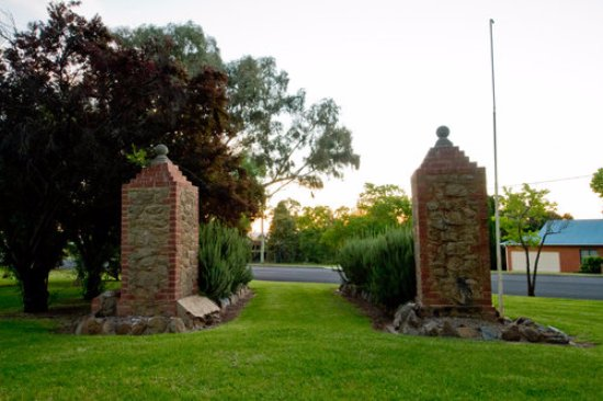 Cowra, Australien: Garisson Gates