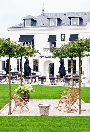 Pacy-sur-Eure, Frankrike: Restaurant Bel Ami Normandie