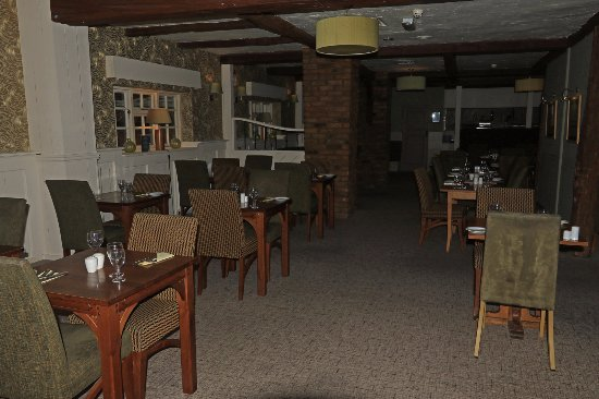 Charlecote Pheasant bar seating