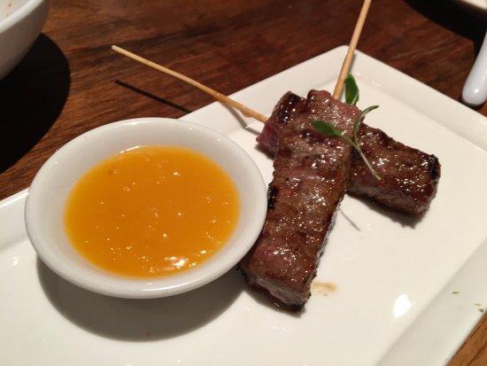 Sampan: heavenly cow on a stick