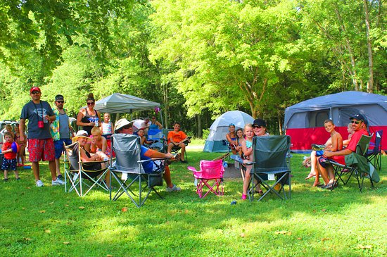 Leasburg, MO: Family Area Camping