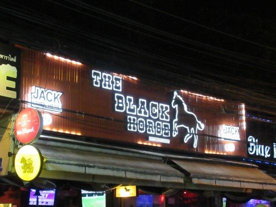 Black Horse Bar