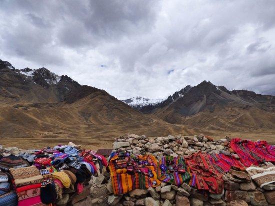 Puno Region, Peru: La Raya Pass