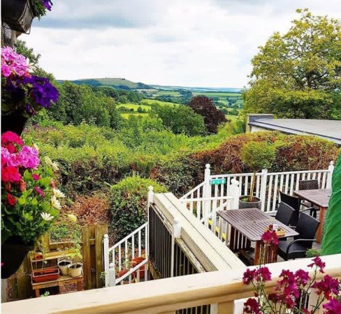 Shaftesbury, UK: THE view in the summer
