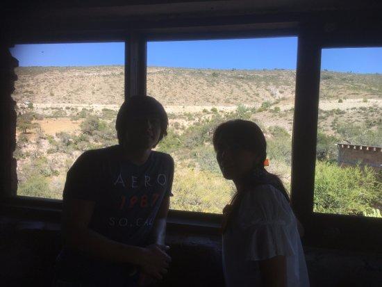 Armadillo de los Infantes, Mexico: vista a la falda del cerro