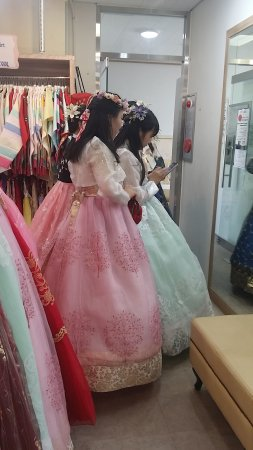 Gowoonsol Hanbok Rental shop Bukcheon branch