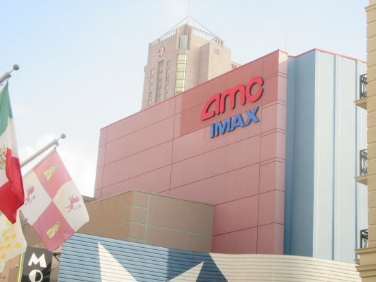 Amc Imax San Antonio Texas Picture Of Amc Rivercenter