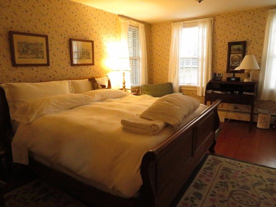 Grafton, VT: Bed room