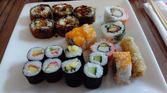 Sushi And Friends Berlin Johannisthal Restaurant Reviews Photos Phone Number Tripadvisor