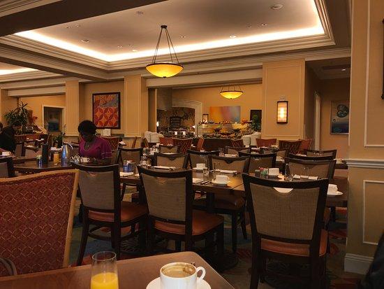 Waldorf Astoria Orlando: Cafe da Manha
