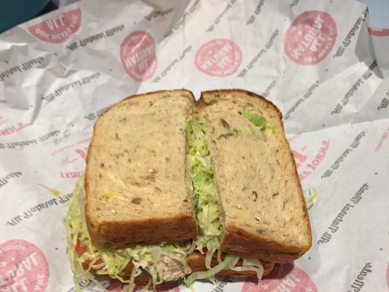 Jimmy Johns Indianapolis 5335 E Southport Rd Menu Prices Restaurant Reviews Order Online Food Delivery Tripadvisor