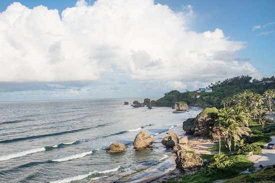 Bathsheba, Barbados: Beautiful location!