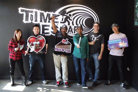 Time Escape Seattle Room Escape Games Seattle Wa