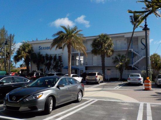 Seaside Beach Club Resort