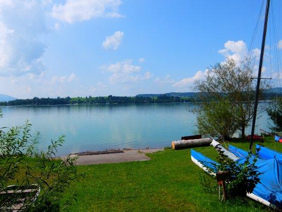 Forggensee: Beautiful vistas