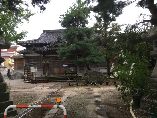 Tokushu-ji Temple