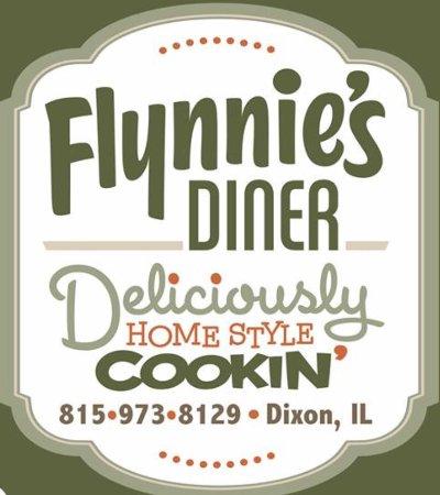 Flynnies Diner: Our logo