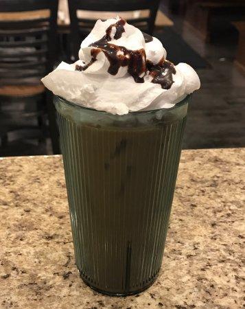Flynnies Diner: Homemade coffee ice mocha