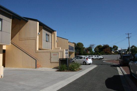 Shearwater, Australia: units