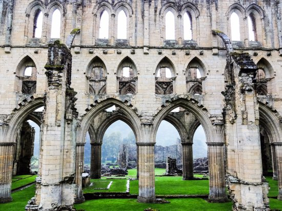 Helmsley, UK: Beautiful Arches