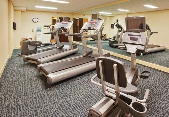 El Dorado Hills, Kaliforniya: Fitness Center