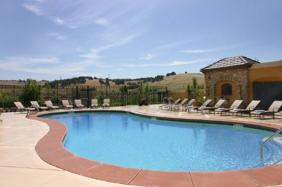 El Dorado Hills, Kaliforniya: Swimming Pool