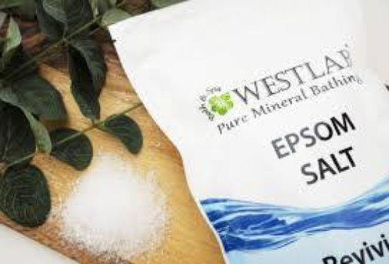 Derwent Park, Australia: Epsom Salt for sale