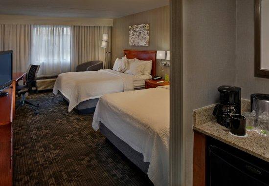 Cromwell, Κονέκτικατ: Queen/Queen Guest Room