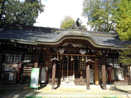 Asuke Hachimangu Shrine