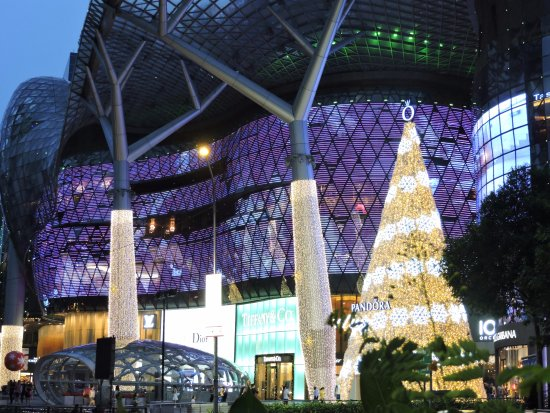 Orchard Road, Singapore: ... And here
