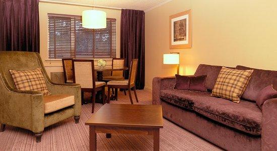 Hilton Coylumbridge Hotel: suite