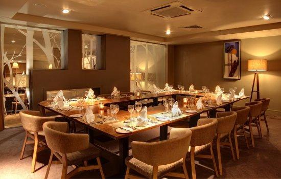Hilton Coylumbridge Hotel: Private Dining