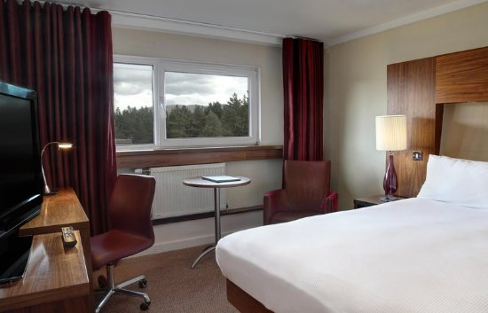 Hilton Coylumbridge Hotel: Double