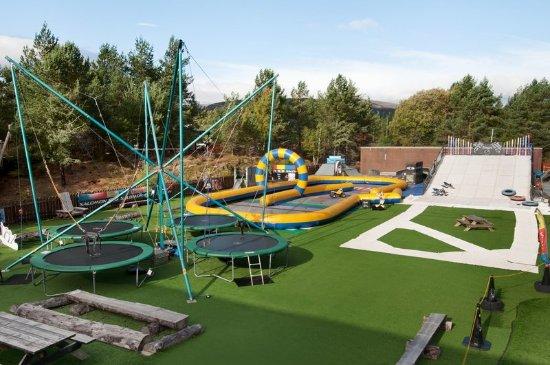 Hilton Coylumbridge Hotel: Outdoor Discovery Adventure Park