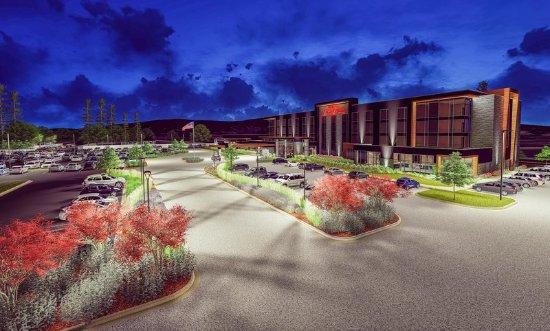 Wausau, Висконсин: Hotel Exterior
