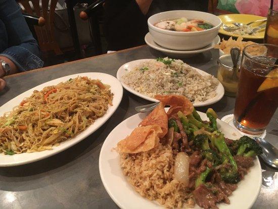 Golden Wok Chinese Restaurant San Antonio Northwest
