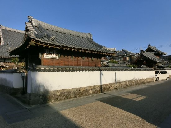 Jishoji Temple Taigado